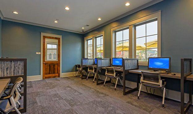 Computer Lounge
